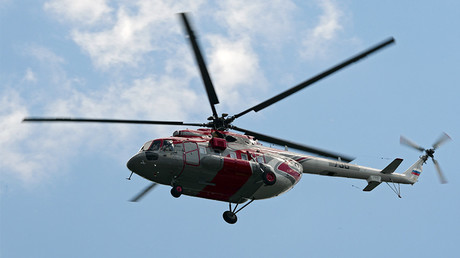Russia to supply transport helicopters to China in 2018