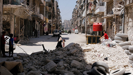 We can't have peace in Syria, that would be giving in to Russia!