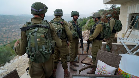 Israel sends more troops to West Bank after deadly stabbing attack