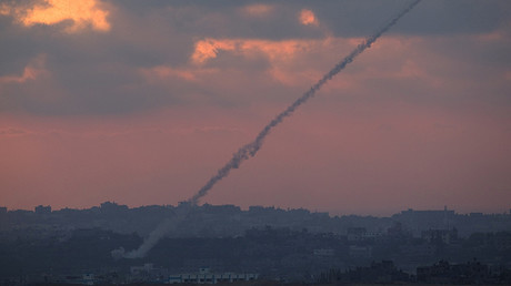 Rocket launched from Gaza Strip – Israeli military