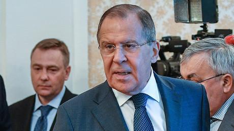 'Mass hysteria' in US politics over alleged Russian meddling – Lavrov