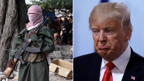 Al-Shabaab terrorist group calls Trump 'brainless billionaire'