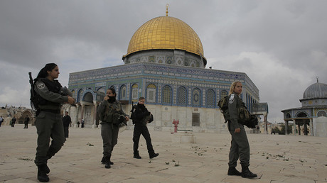 Erdogan: 'Israeli soldiers pollute Al-Aqsa grounds with combat boots, easily spill blood'