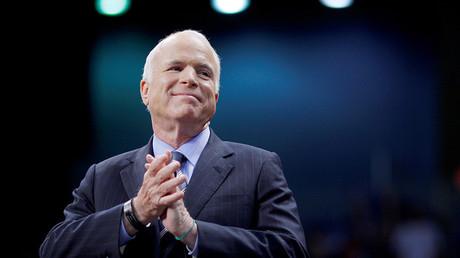 The beatification of John McCain
