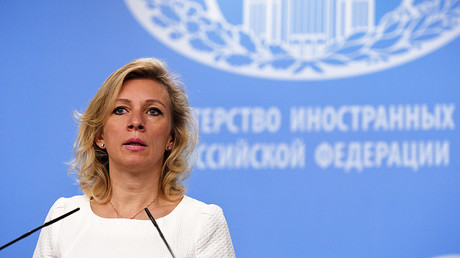 Zakharova: 'Alleged arming of Taliban by Russia part of US media disinformation campaign'