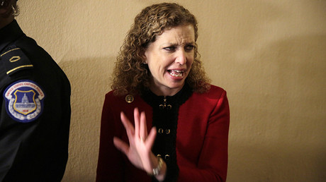 U.S. Representative Debbie Wasserman Schultz, Chair of the Democratic National Committee © Joshua Roberts