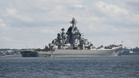 Russia's most powerful warships gear up for Navy Day (PHOTOS, VIDEO)
