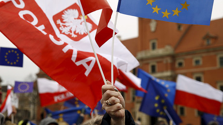 Poland blasts EU 'blackmail' over judicial reform after voting rights threat