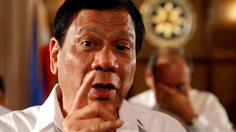 Oxford is 'school for stupid people,' Duterte says