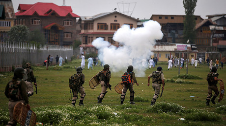 'Indians have high threshold for tolerating stench': Israeli stink bomb fails Kashmir tests