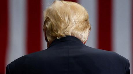 The Trump storm