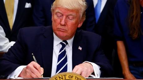 US President Donald Trump © Eric Thayer