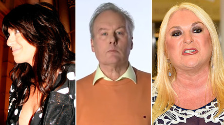 (L-R) Claudia Winkleman, Kevin Myers and Vanessa Feltz © Wikipedia / Youtube / Global Look Press