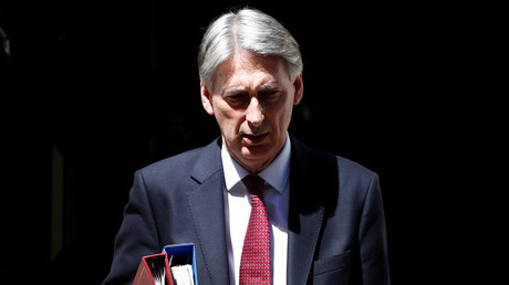 UK will not become post-Brexit 'tax haven,' says Philip Hammond