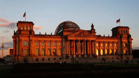 The Reichstag building © Tobias Schwarz