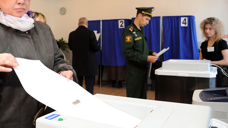 Russian elections chief says stronger competition needed at regional polls