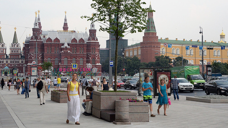 Russians name security as top foreign policy aim