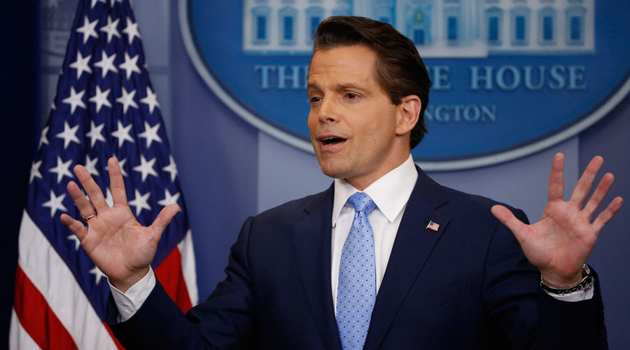 Was it 'insane' of Trump to hire Scaramucci or is he 'Machiavellian genius'?