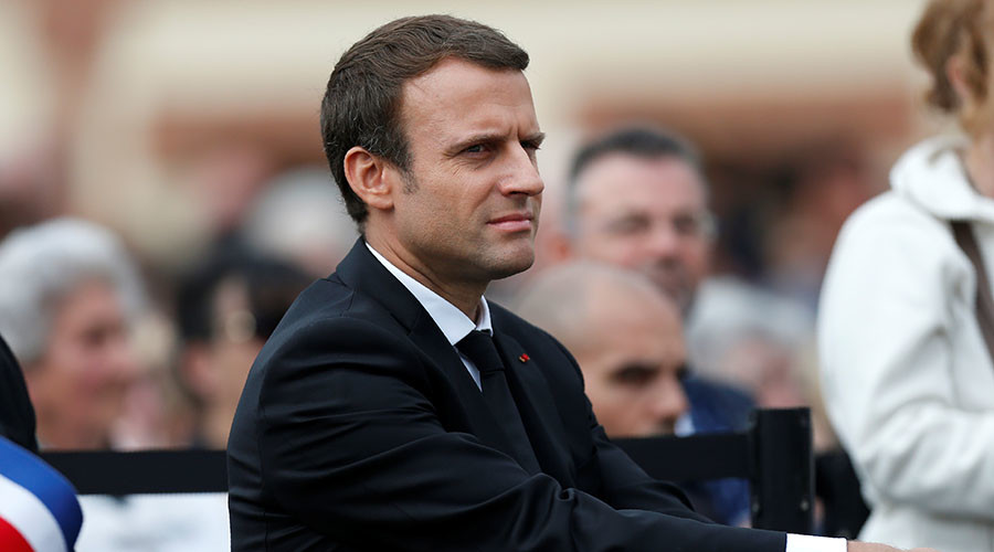 Leaked Macron emails suggest French military ties to UK far more important than EU Army