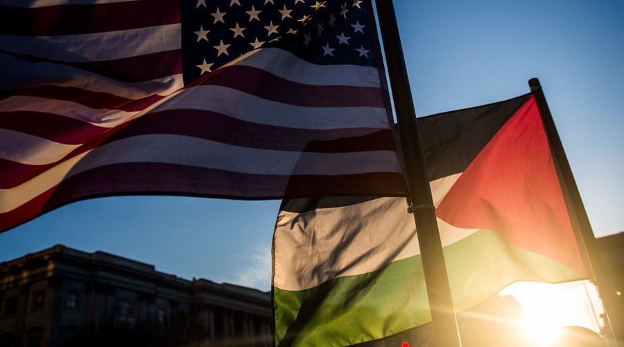 Jewish summer camp in Washington slammed for welcoming kids with Palestinian flag