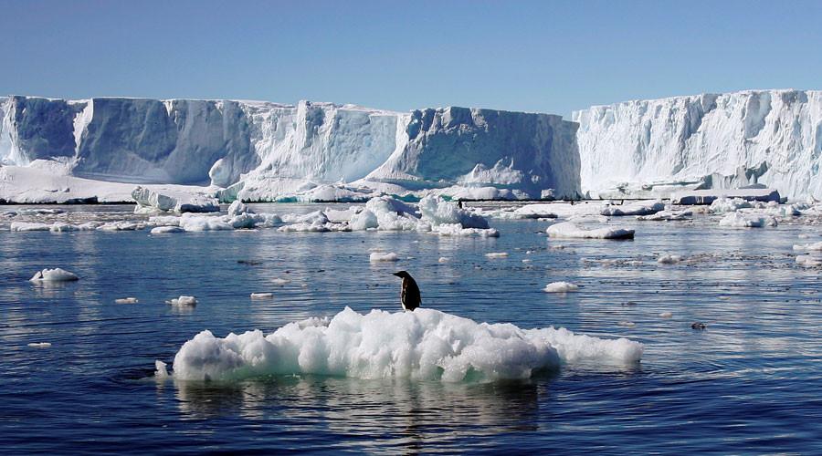 Greenhouse gas-eating bacteria discovered deep in subglacial Antarctic lake