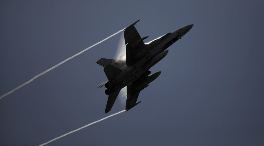 NATO jets violate Finland airspace while intercepting Russian planes
