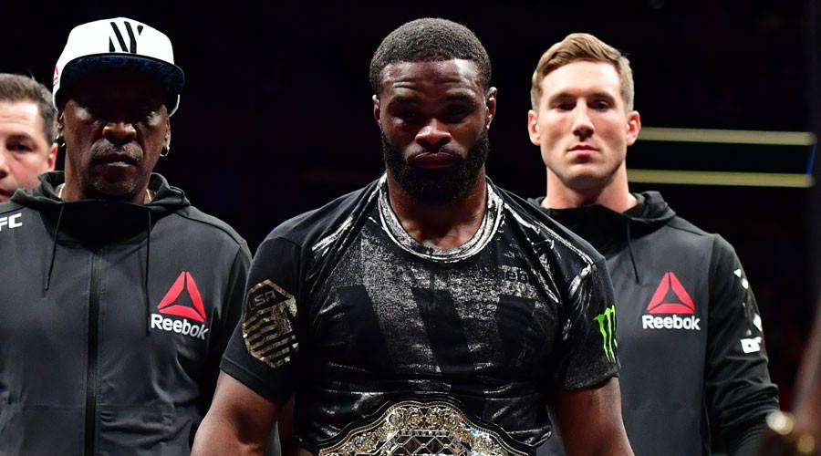'Dana White owes me public apology, or I'll start leaking some s***' – UFC champ Tyron Woodley