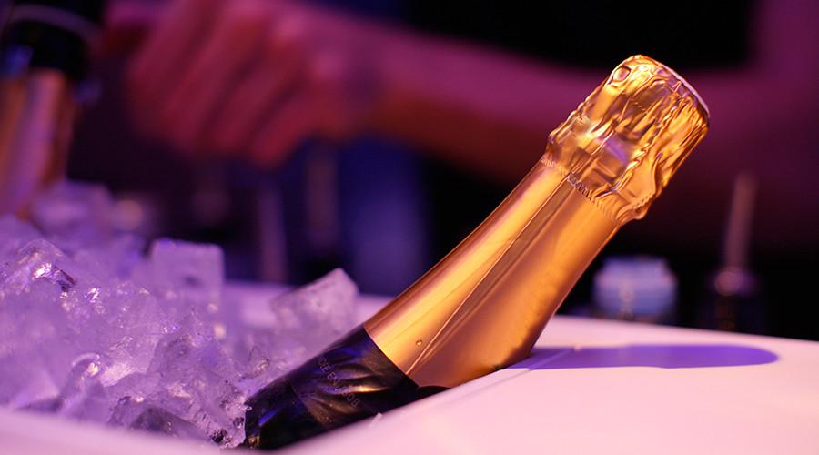 Aussie intruder's taste for champagne derails alleged house heist