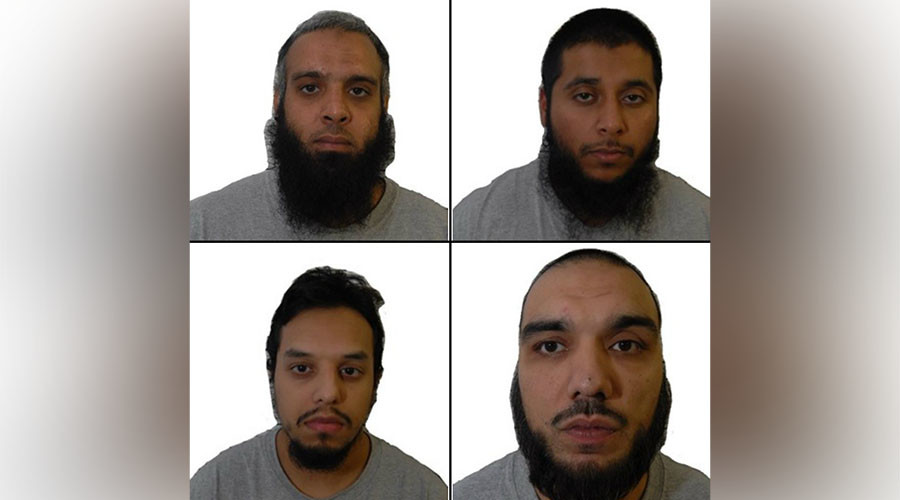 'Three Musketeers' terror gang found guilty of planning Lee Rigby-style attack