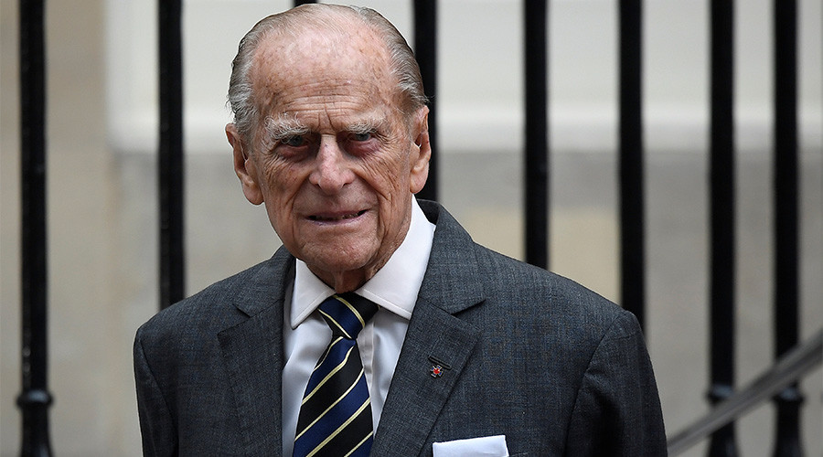 Telegraph's Prince Philip 'death' article removed after bizarre gaffe