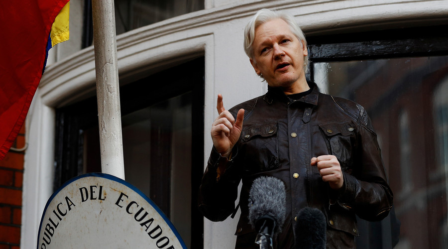 'You want me arrested?': Julian Assange tweets at France's Macron over leaked emails