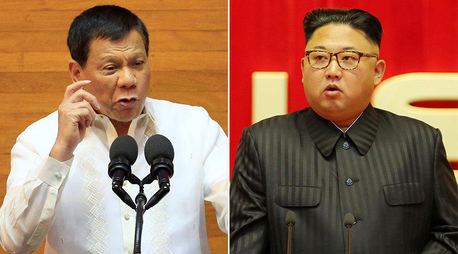Philippine President Lambasts North Korean Leader Over Nuclear Tests