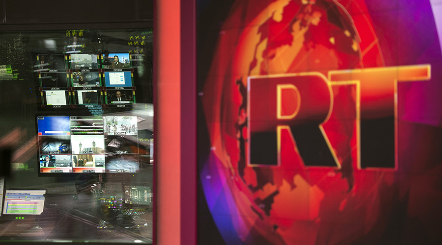 We've moved! Now watch RT in the UK on Freeview SD channel 234
