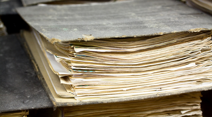 What is the British govt really hiding in its secret archives?