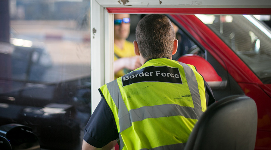Border Force fears it won't be able to stop illegal immigration post-Brexit
