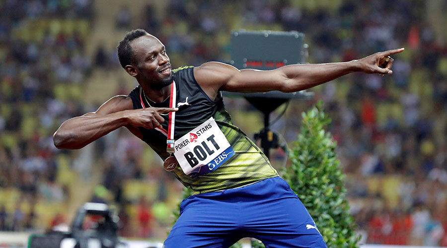 Farewell to a legend: Bolt set for London swansong