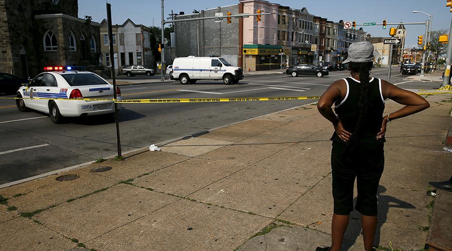 'Nobody kill anybody' ceasefire underway in Baltimore