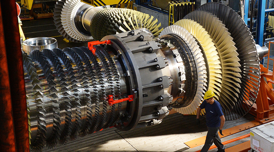 European Union  sanctions against Russian Federation  over Siemens turbines violate intl law - energy ministry