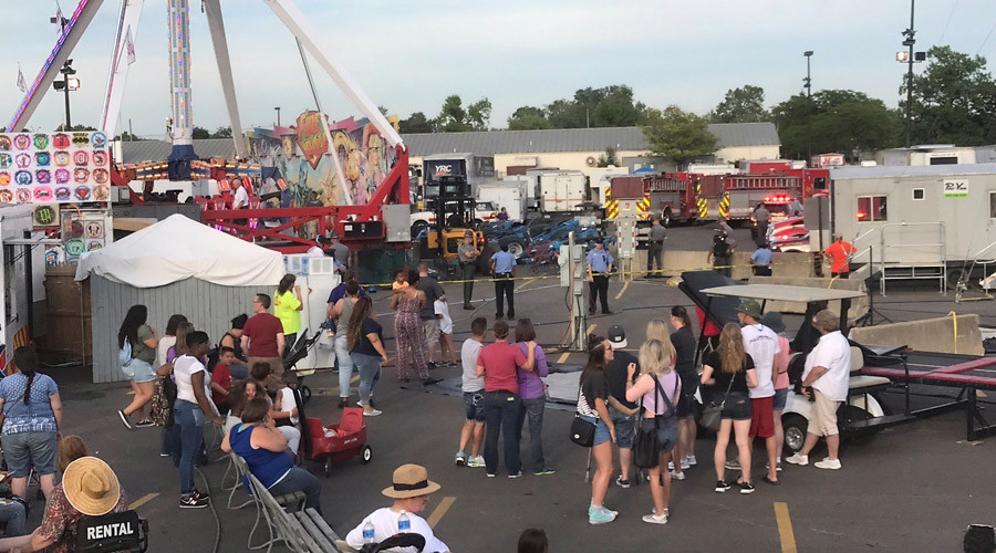 Probe blames 'excessive corrosion' for fatal accident at Ohio State Fair
