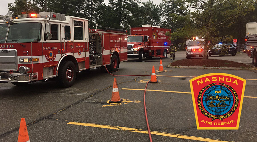 Chemical spill at UPS facility in New Hampshire, 7 people hospitalized