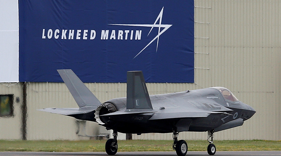 Lockheed Martin Corporation (NYSE:LMT) Shooting Higher to New Recent High