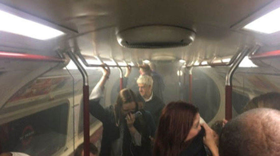 Twitter users attack Bakerloo Line after Oxford Circus fire