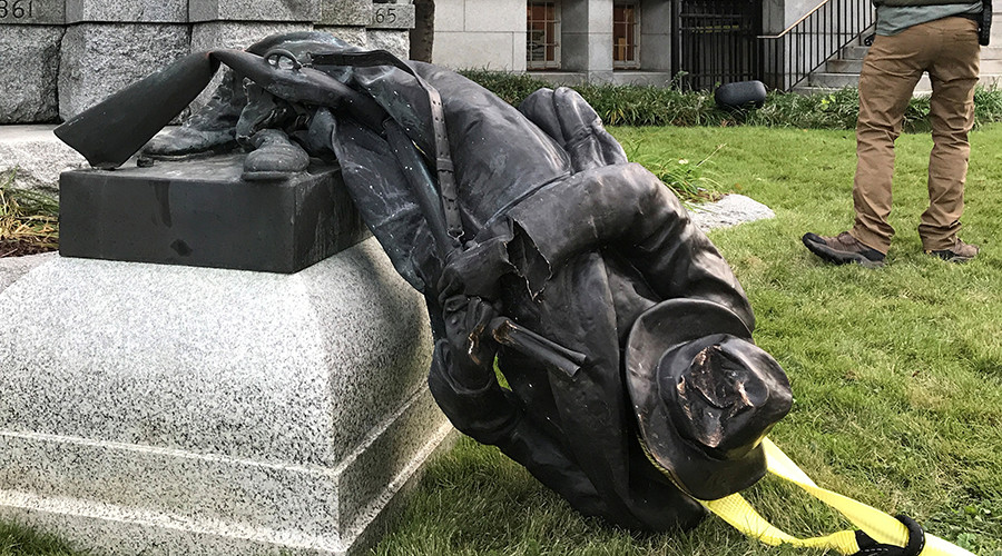 Baltimore votes to rid itself of 4 Confederate statues