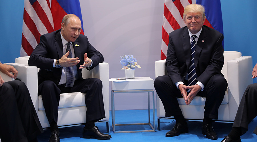 U.S.  allies 'trust Vladimir Putin more than Donald Trump&#39
