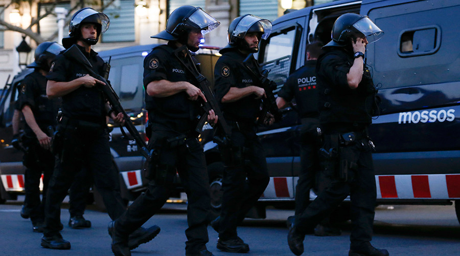Terror timeline: How attacks unfolded in Barcelona & Cambrils
