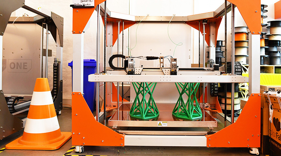 Scientists 3D-print 'high-resolution' living tissue