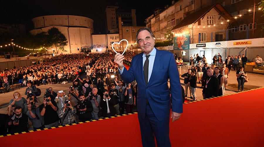 'Film fans have spoken!' Stone's 'Putin Interviews' wins audience award at Sarajevo Film Festival