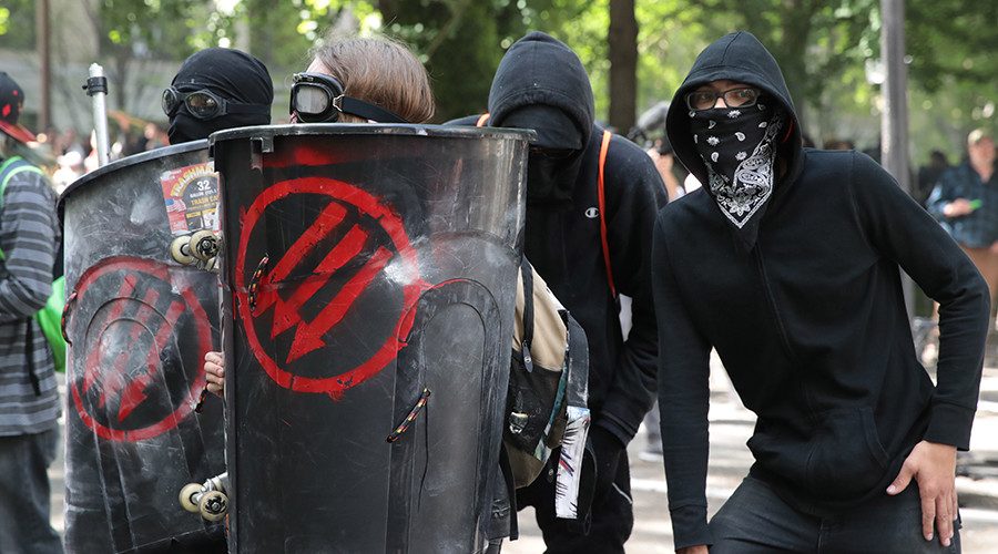 Over 180000 Sign Petition Urging Government to Label Antifa a Terrorist Group