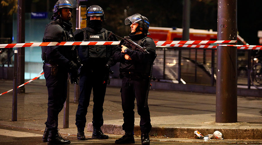 Nimes, France: City on Lockdown, Police Operation After Gunman Reported at Station