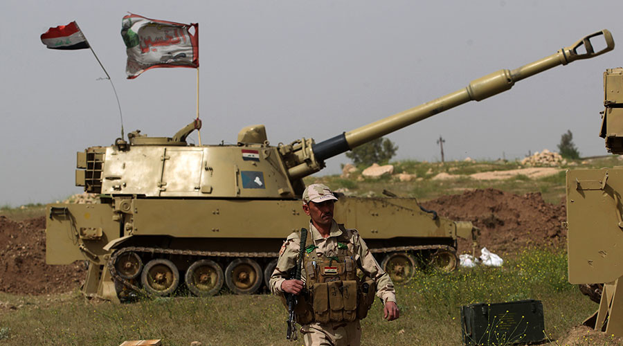 'Surrender or die': Iraq launches operation to retake ISIS-held Tal Afar near Mosul